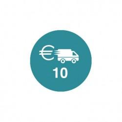 Ricarica 10,00 euro spedizioni