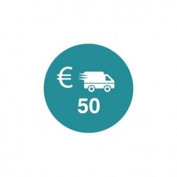 50 € Credito per Spedizioni