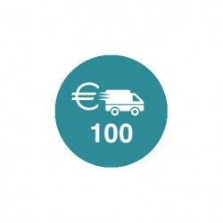 Ricarica 100,00 euro spedizioni